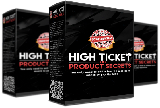 High Ticket Product Success